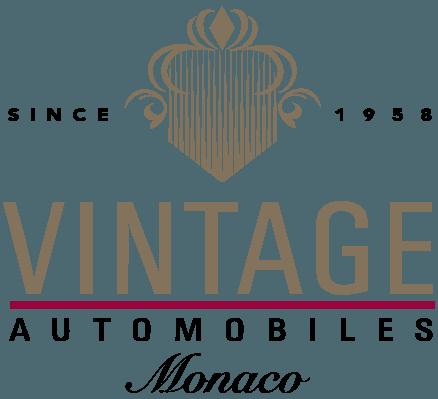 Logo Vintage Automobile Monaco