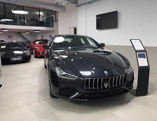 Concession Maserati Monaco