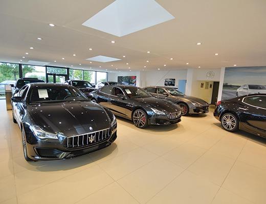 Concession Maserati Rennes