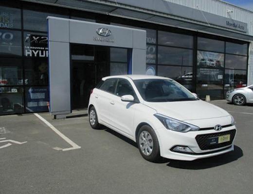 Concession Hyundai Menton